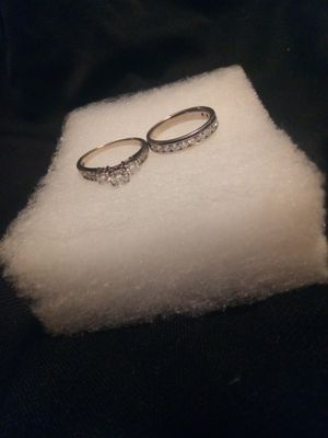 Bridal wedding ring set for Sale in Gilroy, CA
