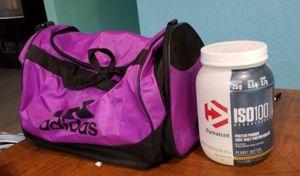 Adidas Gym Bag for Sale in Glendale, AZ