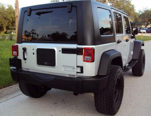 GOOD CONDITION * NEEDS NOTHING # TL JEEP WRANGLER 07 for Sale in Milwaukee, WI