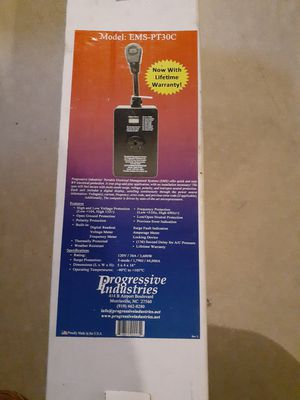 RV surge protector for Sale in West Bend, WI