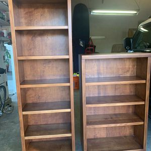 2 Bookshelves for Sale in San Diego, CA