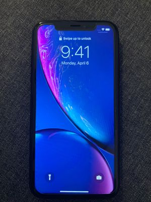 iPhone XR 64 gb unlocked but BLACKLISTED for Sale in Jersey City, NJ
