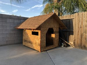 Big Dog House for Sale in Fresno, CA