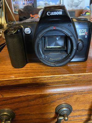 Canon EOS Rebel-S 35mm film camera vintage for Sale in Brighton, CO