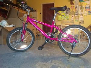 Pink bike Negotiable for Sale in Rockville, MD