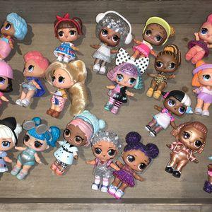 LOL Dolls, Babies , Pets & Accessories for Sale in Santa Clarita, CA