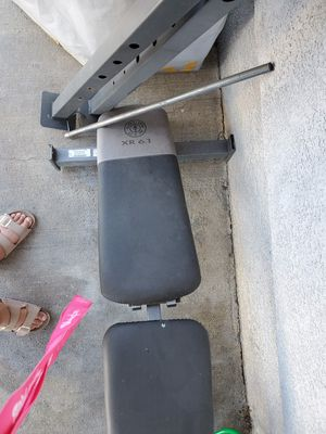 Gold Gym Bench for Sale in Wilmington, CA