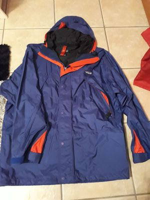 Men Patagonia windbreaker jacket M for Sale in Burbank, IL