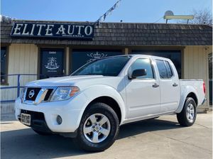 2012 Nissan Frontier for Sale in Visalia, CA