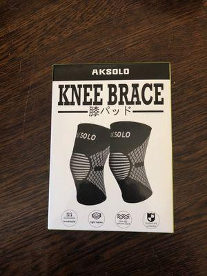 Aksolo knee brace for Sale in Stockton, CA