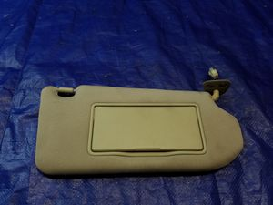 2007 - 2015 INFINITI G35 G37 G25 Q40 SEDAN RIGHT PASSENGER SIDE SUN VISOR for Sale in Fort Lauderdale, FL