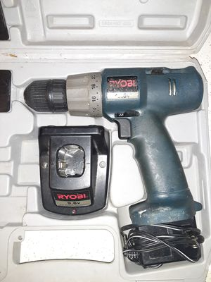 Power Tools Drill With Chargeable Battery Bush Trimmer Electric Saw for Sale in Pennsauken Township, NJ