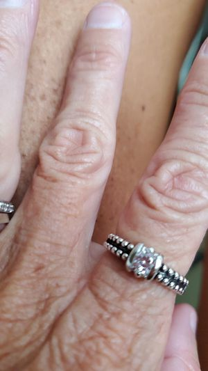 Beautiful silver ring for Sale in Pickerington, OH