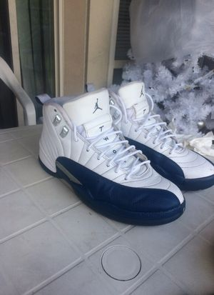 Jordan 12 frensh blue for Sale in Hyattsville, MD