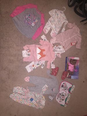 NEW - NEW BORN / BABY CLOTHES for Sale in Killeen, TX
