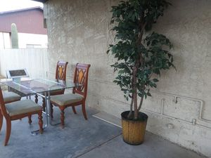 Fake plant approx 7ft tall for Sale in Phoenix, AZ