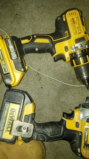 Dewalt impact and drill driver for Sale in Cheyenne, WY