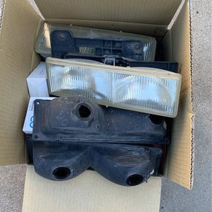 1988-1998 Chevrolet OBS Headlights And Tail lights for Sale in San Bernardino, CA