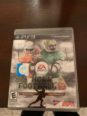 NCAA 13 for Sale in Pearland, TX