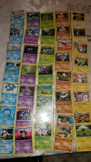 Pokemon playing cards for Sale in Los Angeles, CA