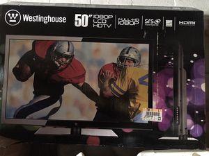50 inch LCD tv for Sale in Arlington, VA