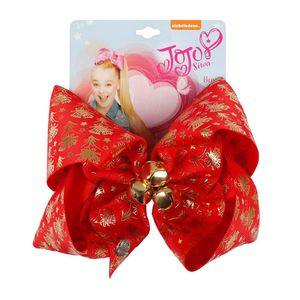 Large Christmas Jojo Bows with bells for Sale in Strasburg, OH