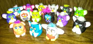 Mini Furby Collection lot of 15 for Sale in Portland, OR