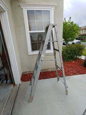6' Aluminum Ladder for Sale in RIVERSIDE, CA