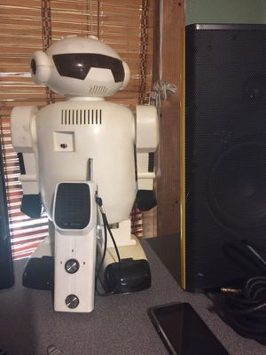 Sir Galaxy Radio Controlled robot with box vintage for Sale in Tempe, AZ