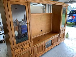 Entertainment center for Sale in Oviedo, FL