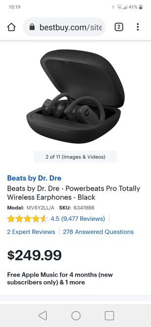 Beats by Dre for Sale in Houston, TX