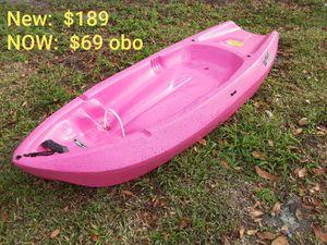 Kayak Lifetime Wave 6 ft Model for Sale in Lutz, FL
