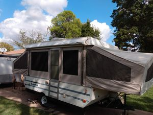 Rock wood pop up camper for Sale in Dallas, TX