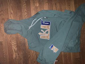 African King American Gangster Sweatsuit for Sale in Jonesboro, GA