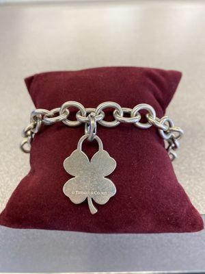 Tiffany & Co. Charm Bracelet for Sale in Houston, TX