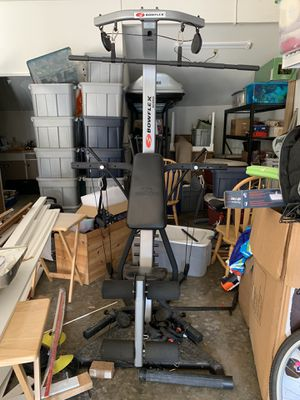 Bowflex Exceed Home Gym for Sale in Wilsonville, OR