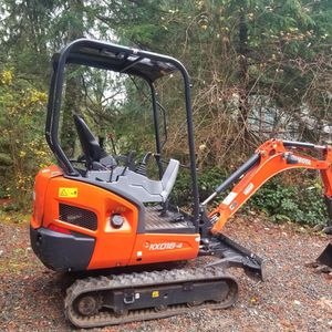 2019 Kubota KX018-4 KX 018 Mini Escavator for Sale in Wilkeson, WA