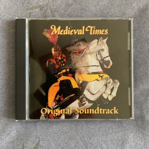Medieval Times: Original Soundtrack for Sale in Pasadena, CA