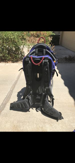 Kelty kids backpack carrier for hiking for Sale in Phoenix, AZ