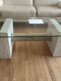 Plaster Coffee Table for Sale in Los Angeles,  CA