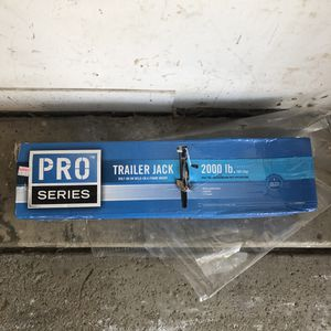 "Pro Series™ 15"" Travel, 2,000 lbs. Trailer Jack for Sale in Willow Springs, IL"