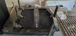 NETGEAR Nighthawk X6 Smart WiFi Router (R8000) for Sale in National City, CA