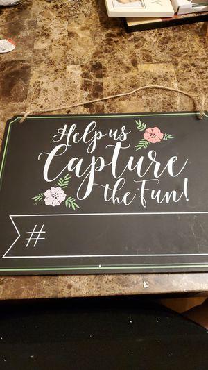 Hashtag Board for Sale in Anaheim, CA