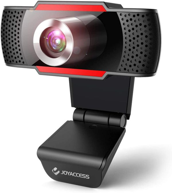 Webcam 1080P,Web Camera with microphone, HD Webcam with Microphone for PC Computer,USB Webcam for Desktop,Video Calls,Plug and Play