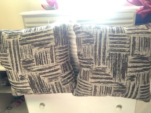 Matching couch pillows for Sale in Long Beach, CA