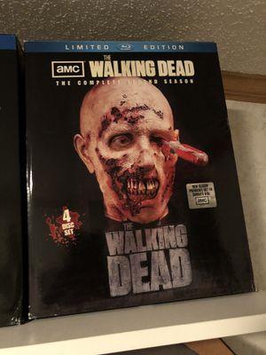 Walking dead collection for Sale in West Deptford, NJ