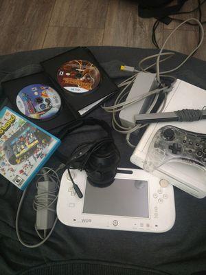 Wii U 8g for Sale in Powder Springs, GA