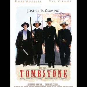 Tombstone Movie Poster for Sale in Glendale, CA
