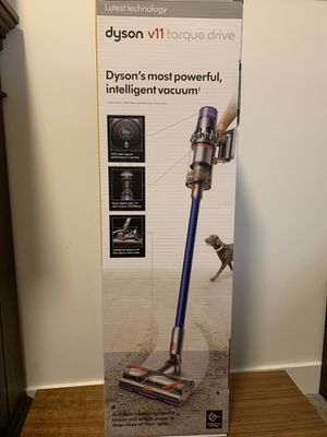 Dyson V11 Torque Vacuum. Sealed/Brand New with 2 yr. limited warranty with DYSON Direct. for Sale in Los Angeles, CA