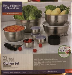 Better Homes and Gardens Kitchen Set for Sale in Olympia, WA